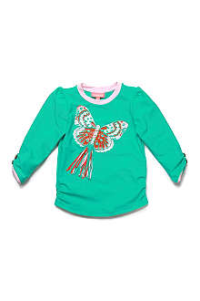 SUNUVA Butterfly rash vest 1-12 years