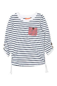 SUNUVA Striped rash vest 1-12 years