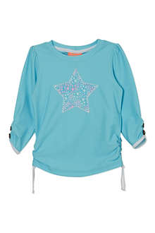 SUNUVA Starburst rash vest 1-12 years