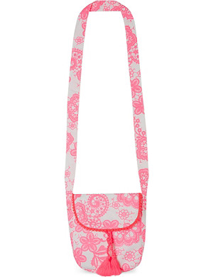 SUNUVA Patterned cross-body bag