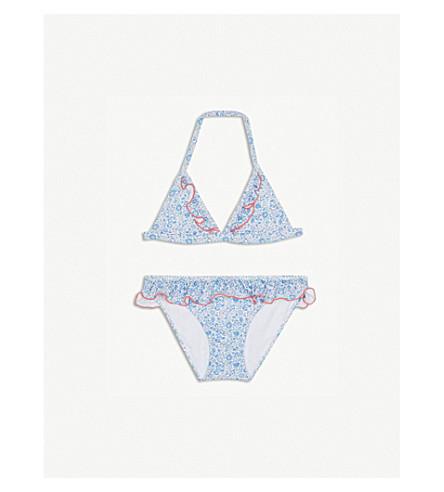 SUNUVA Liberty print frill bikini 3-24 months (Liberty
