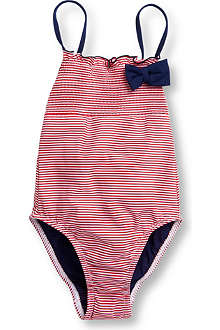 ST BARTHS Striped swimsuit 2-8 years