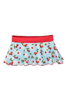 ST BARTHS Cherry skirt 4-16 years