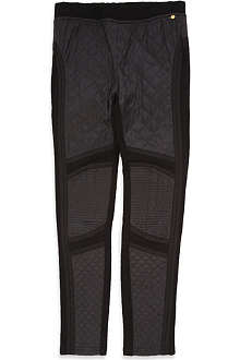SUPERTRASH Landa quilted leggings 4-16 years