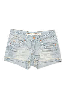 SUPERTRASH Paula denim shorts 6-14 years