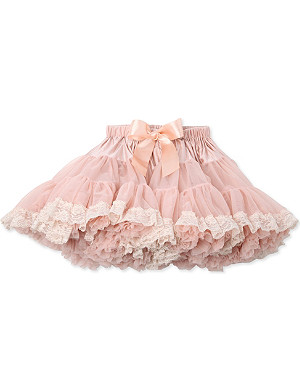 ANGEL'S FACE Champagne Lace tutu newborn - 12 years