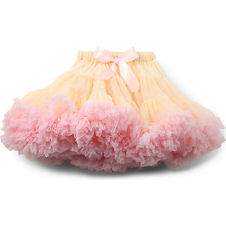 ANGEL'S FACE Cupcake tutu 3-12 years (Yellow/pink