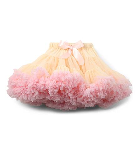 ANGEL'S FACE Cupcake tutu 3-12 years (Yellow/pink