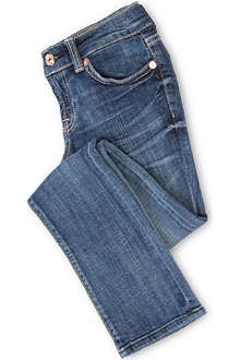7FAM Straight-leg jeans 8-14 years