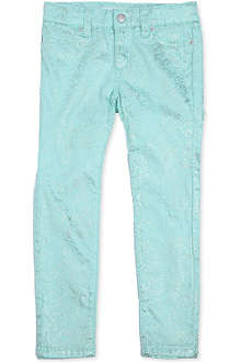 JOE'S JEANS Snake-print jeggings 2-6 years