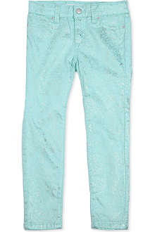 JOES JEANS Snake-print jeggings 7-14 years