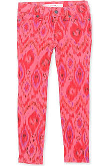 JOE'S JEANS Tribal printed jeggings 7-14 years