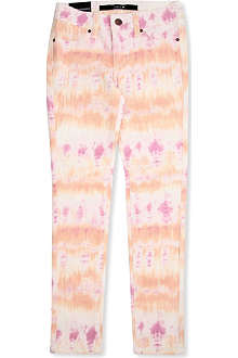 JOES JEANS Sunset-print jeans 7-14 years