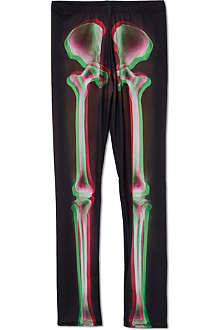 LA LOI 3D X-ray leggings 2-10 years