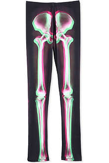 LA LOI 3D X-ray leggings 12-16 years