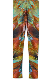 LA LOI Feather print leggings 2-10 years