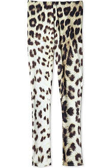 LA LOI Leopard leggings 12-16 years