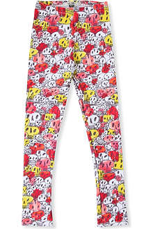 LA LOI Skull leggings 2-10 years