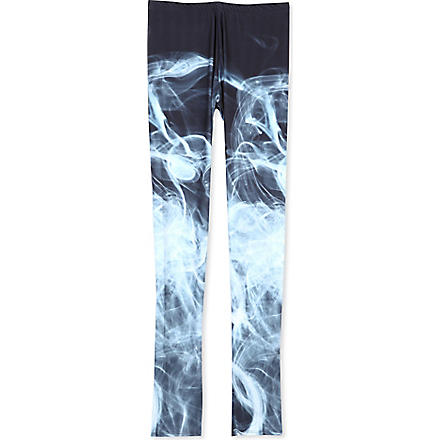 LA LOI La loi smoke leggings 12-16 years (Grey