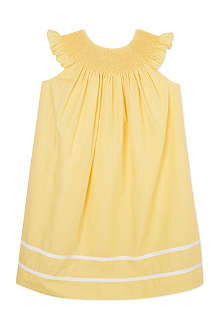 LIVLY Frill sleeve band dress 2-8 years