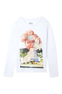 ELEVEN PARIS Disney bunnykiss t-shirt 4-14 years