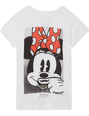 ELEVEN PARIS Minnie Mouse t-shirt 4-14 years