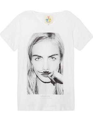 ELEVEN PARIS Cara v-neck t-shirt 4-14 years