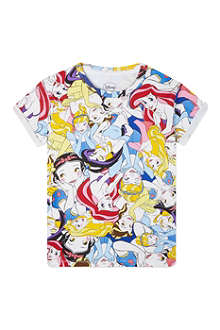 ELEVEN PARIS Princess t-shirt 4-14 years