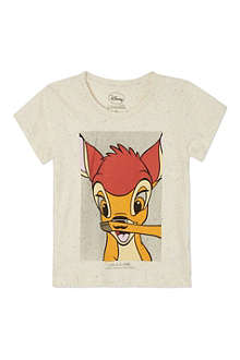 ELEVEN PARIS Little Bambi t-shirt 4-14 years