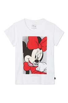ELEVEN PARIS Little Minnie t-shirt 4-14 years