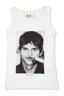 ELEVEN PARIS Ashton Kutcher vest 4-14 years