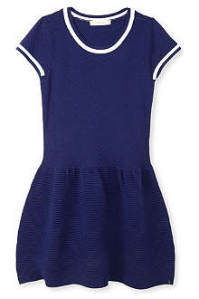 SUPERTRASH Knitted bubble skirt dress 4-16 years