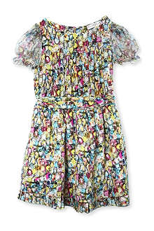SUPERTRASH Gem-print dress 4-16 years