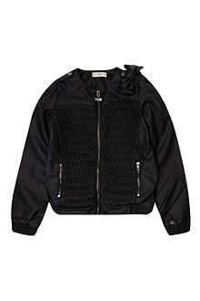 SUPERTRASH Jamie leather-look jacket 4-16 years