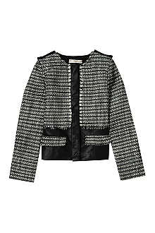 SUPERTRASH St Johanna tweed blazer 4-12 years