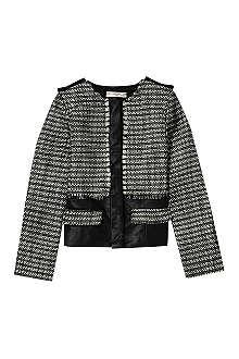 SUPERTRASH St Johanna tweed blazer 4-12 years
