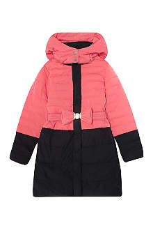 SUPERTRASH Colour block duffle coat 4-16 years