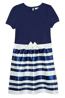 SUPERTRASH Djill striped dress 4-16 years