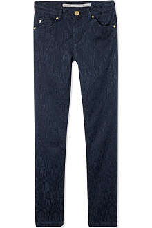 SUPERTRASH Perfect Jaquard Print jeans 4-12 years