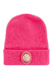 SUPERTRASH St afaina panther trim beanie