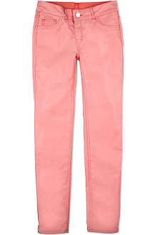 SUPERTRASH Reversible coated jeans 4-16 years