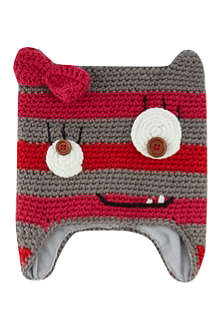 BARTS BV Monster knitted hat 4-8 years