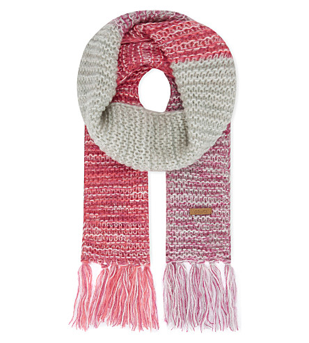BARTS BV Atlin knitted scarf (Festival
