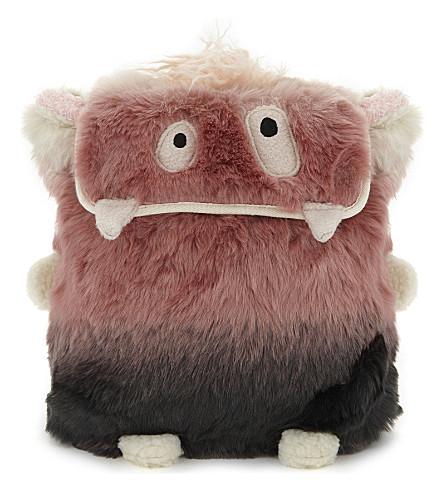 BARTS BV Dingo faux-fur backpack (Pink