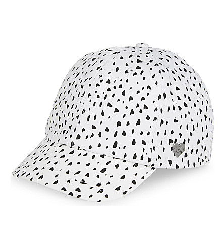 BARTS BV Spotted cotton cap