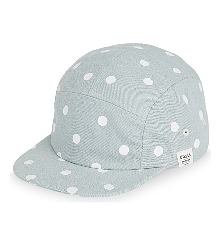 BARTS BV Sitar polka dot cotton cap