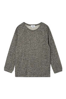 LITTLE REMIX Flecked sweatshirt 6-16 years