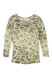 LITTLE REMIX Camo pullover 4-16 years