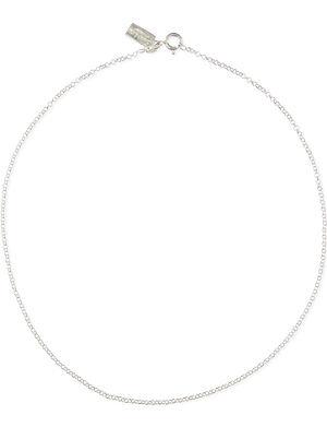 ANNA LOU Silver necklace chain