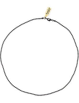 ANNA LOU Ball chain necklace